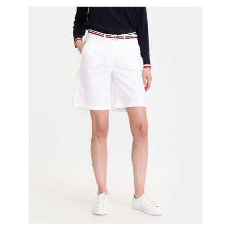 Tommy Hilfiger Chino Shorts Weiß