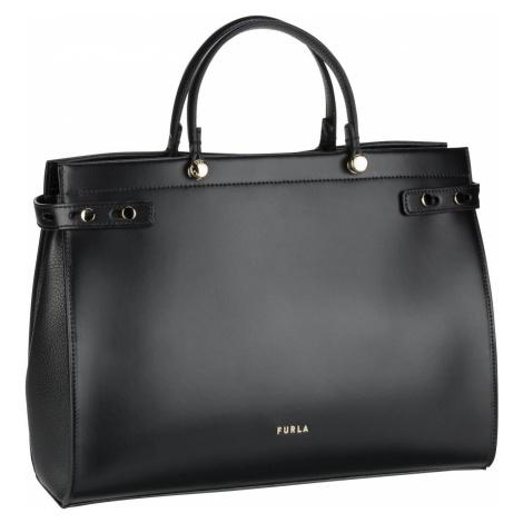 Furla Handtasche Lady M Tote Large Nero (11.3 Liter)