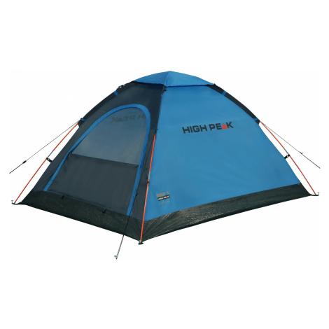 High Peak Monodome Campingzelt blau,blau/grau