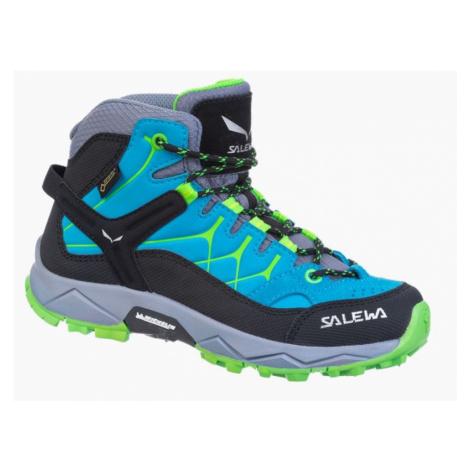 Schuhe Salewa JR ALP TRAINER MID GTX 64006-8375