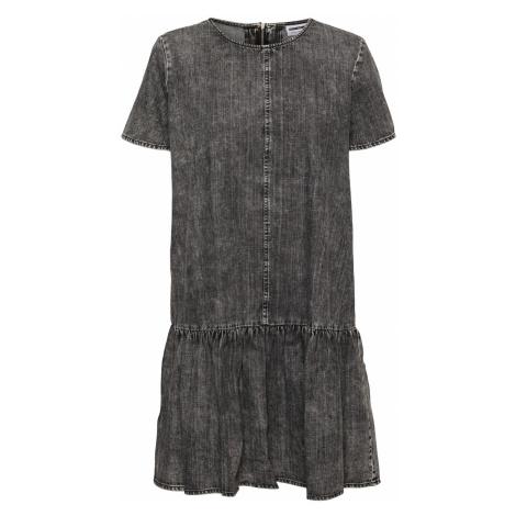 Noisy May Damen Kleid Nmemilia Grau - Medium Grey Denim