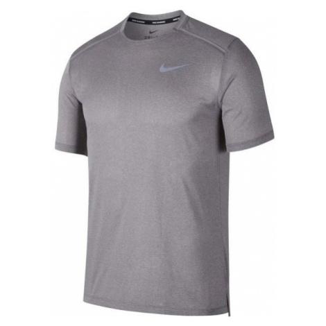 Nike DRY COOL MILER TOP SS grau - Herren Laufshirt