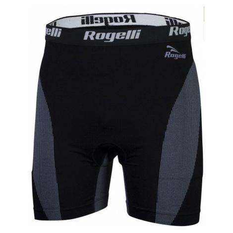 Nahtloses Rogelli BOXERKY mit Unisex radfahren, black 070.102.