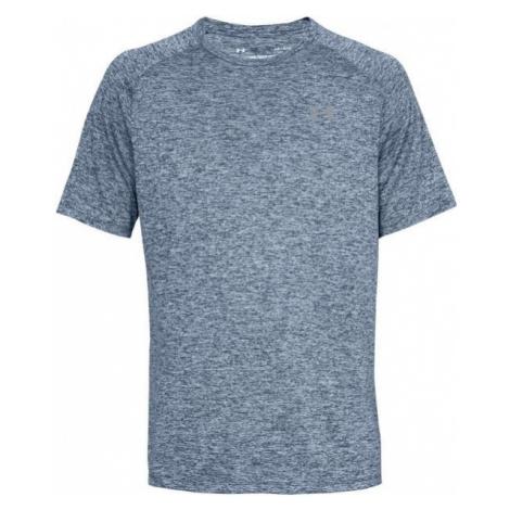 Under Armour TECH 2.0 SS TEE blau - Herren T- Shirt