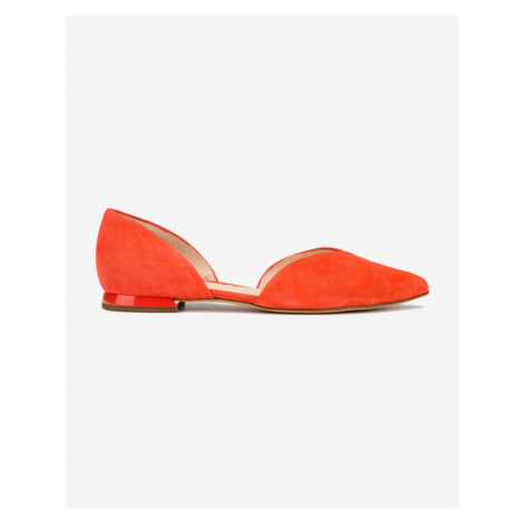 Högl Ballerinas Rot Orange