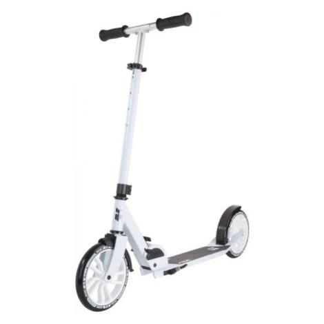 Weiβe fahrräder und roller