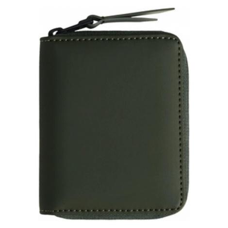 Rains Geldbörse Small Wallet 1627 Green