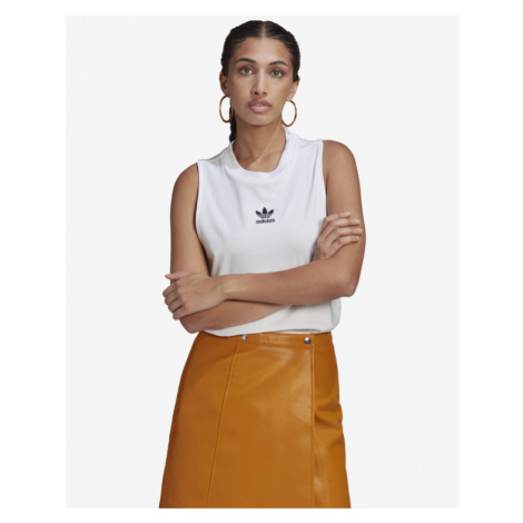 adidas Originals Adicolor Classics Sweatshirt Weiß