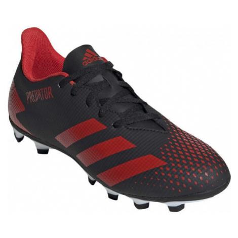 adidas PREDATOR 20.4 FXG schwarz - Herren Fußballschuhe