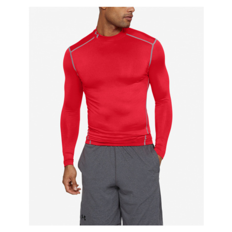 Under Armour ColdGear® Armour Compression T-Shirt Rot