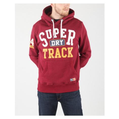SuperDry Sweatshirt Rot