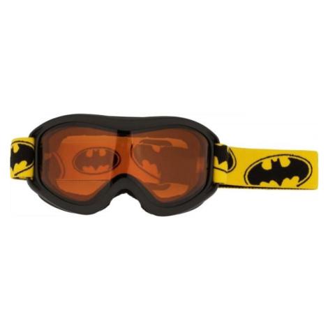 Warner Bros BATMAN schwarz - Junioren Skibrille