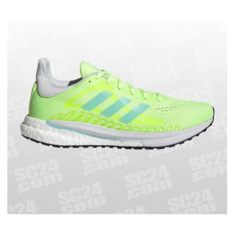 Adidas Solar Glide 3 Boost Women gelb/blau Größe 38