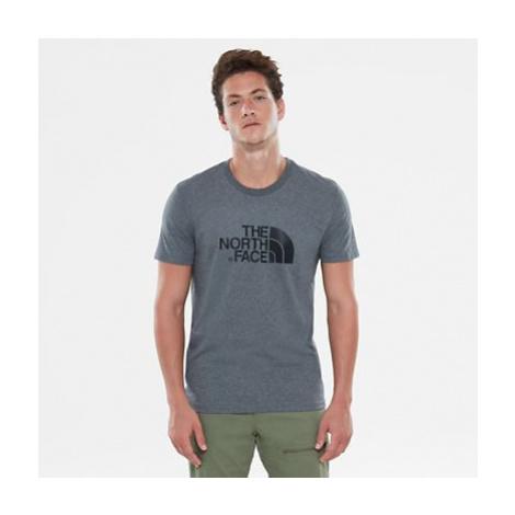 The North Face Easy T-shirt Für Herren Tnf Medium Grey Heather