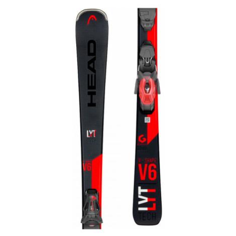 Head V SHAPE V6 + PR 11 - Ski mit Bindung