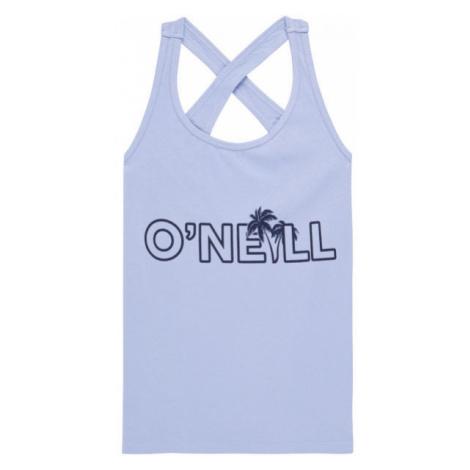 O'Neill LG LOGO TANKTOP blau - Mädchen Tanktop