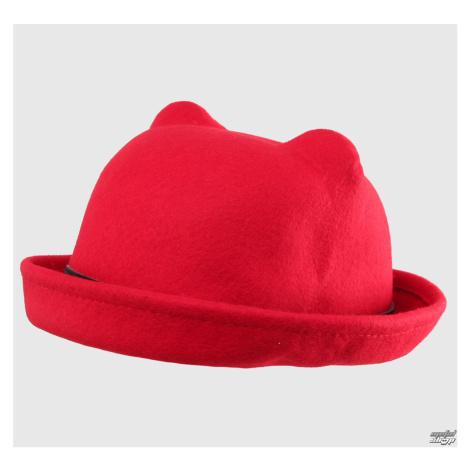 Hut POIZEN INDUSTRIES - Kitty Bowler - Red