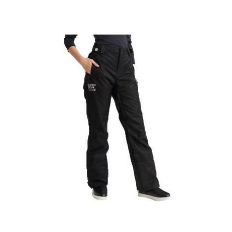 Superdry SD SKI RUN PANT schwarz - Damen Skihose