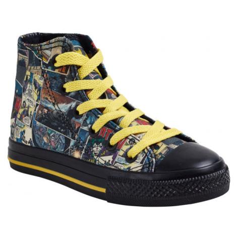 Warner Bros COMICS schwarz - Kinder Sneaker