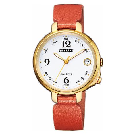 Citizen EE4012-10A Bluetooth Smartwatch Damen 33mm 5ATM
