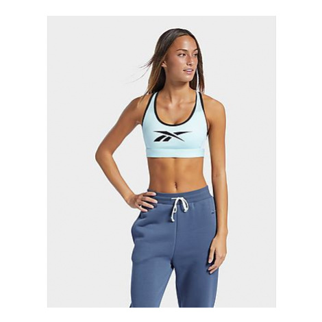 Reebok reebok lux racer medium-impact sports bra - Digital Glow - Damen, Digital Glow
