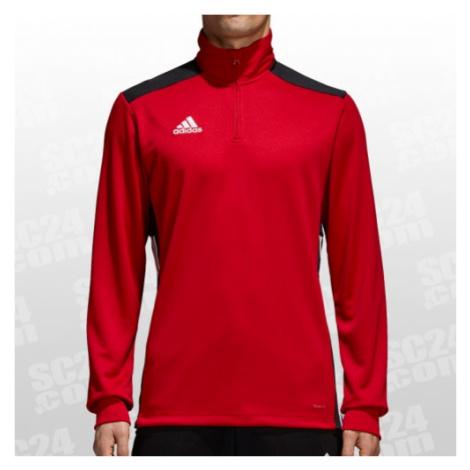 Adidas Regista 18 Training Top rot/schwarz Größe S