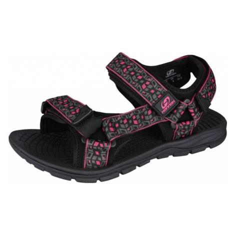 Sandalen HANNAH Feet Black/Red