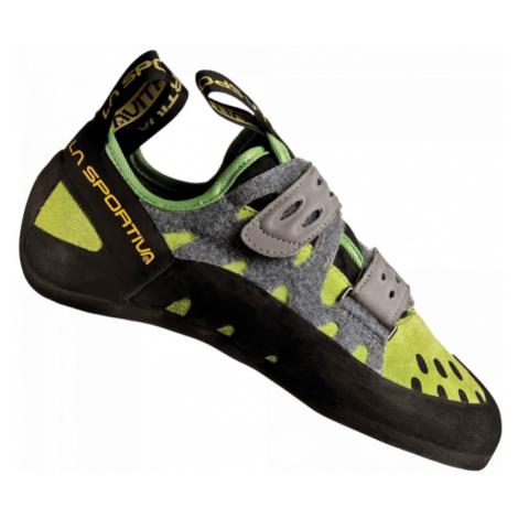 Schuhe La Sportiva Tarantel Kiwi / Grau