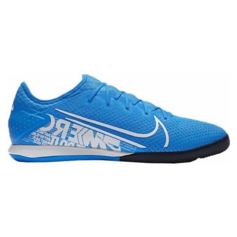 Nike MERCURIAL VAPOR 13 PRO IC blau - Herren Hallenschuhe