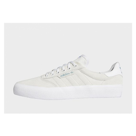 Adidas Originals 3MC Schuh - Crystal White / Cloud White / Hazy Emerald - Herren, Crystal White