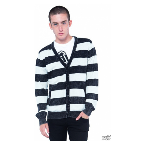 Pullover Unisex - STRIPED - IRON FIST - IFUSWT064 XL/XXL