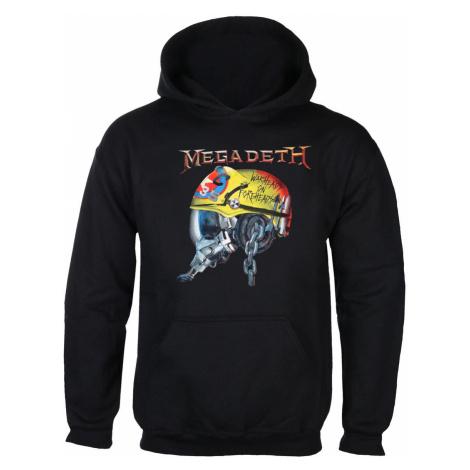 Hoodie Männer Megadeth - FULL METAL VIC - PLASTIC HEAD - RTMGD054 XXL