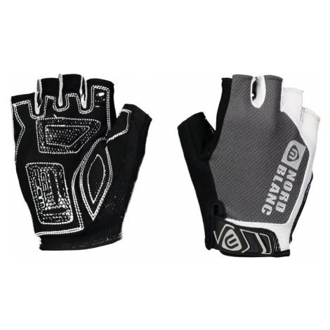 Herren Radsport Handschuhe NORDBLANC Leichthand NBSG6365_BLA
