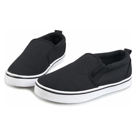 Low Sneakers Männer - Southampton - BRANDIT - 9041-black+white