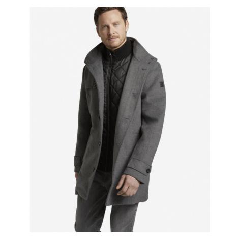 Tom Tailor Mantel Grau