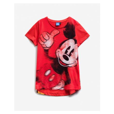 Desigual Mary Kinder  T‑Shirt Rot