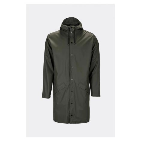 Rains Regenjacke Long Jacket 1202 Green