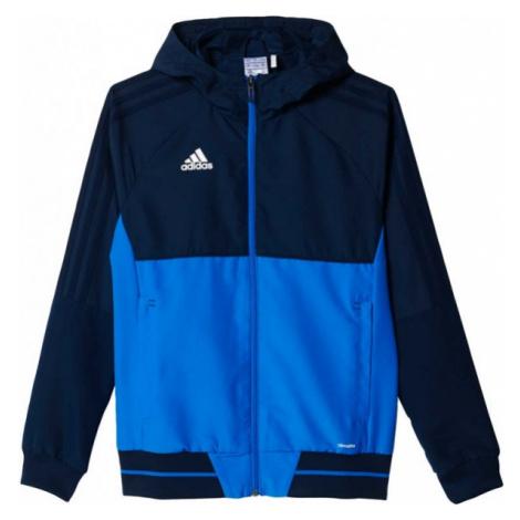 Sportsweatshirts mit Reißverschluss für Jungen Adidas