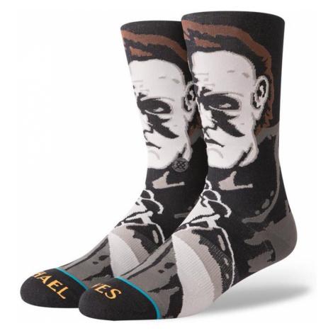 Socken STANCE - HALLOWEEN - MICHAEL MYERS - SCHWARZ - M545D18MIC-BLK M
