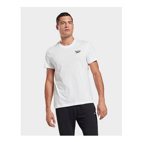 Reebok reebok identity t-shirt - White - Herren, White