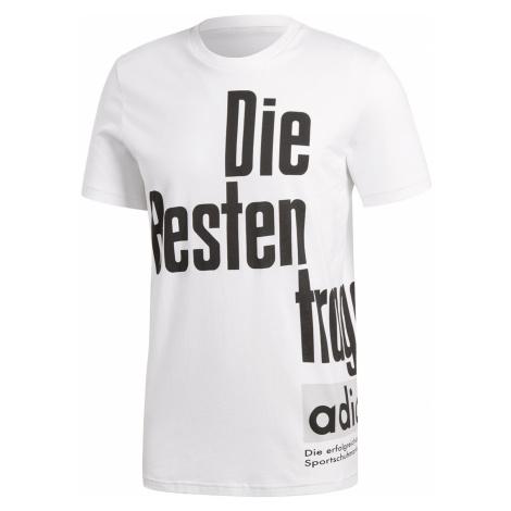 Adidas Originals Herren T-Shirt COMMERCIAL TEE CE2265 Weiss