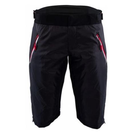 Damen Shorts Silvini Pre WP1306 black red