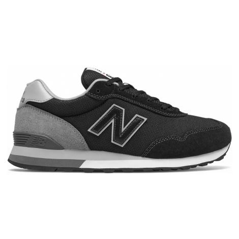 New Balance Sneaker Herren ML515RB3 Black/Marblehead Schwarz