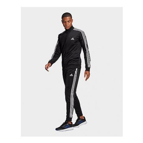 Adidas Primegreen Essentials 3-Streifen Trainingsanzug - Black / White - Herren, Black / White