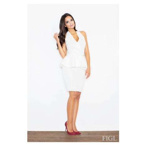 Damen Kleider M368 ecru Figl