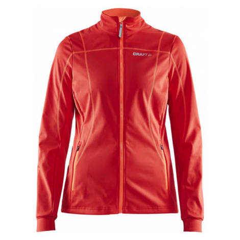 Jacke CRAFT Force 1905247-452801 - red