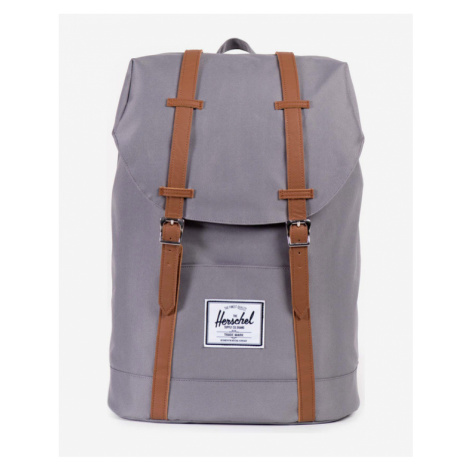 Herschel Supply Retreat Rucksack Grau