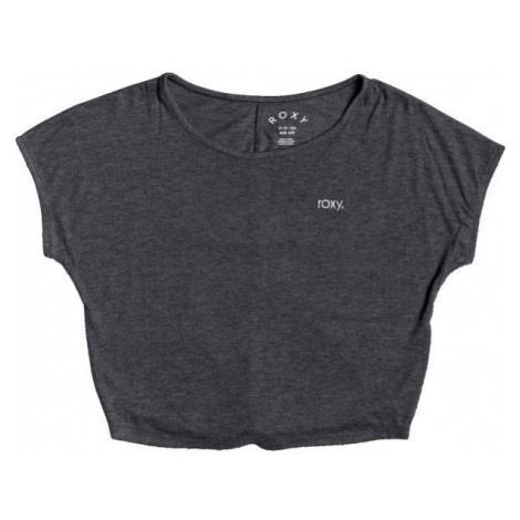 Roxy HAPPY MEMORIES dunkelgrau - Damen Shirt