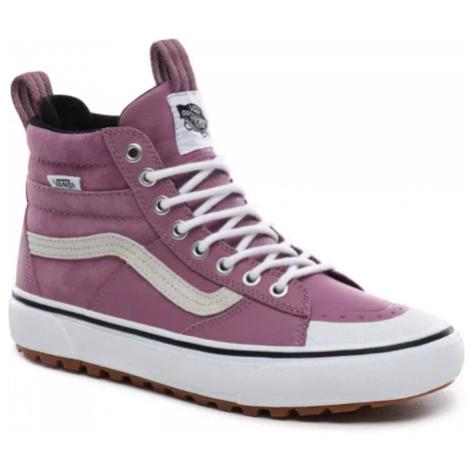 Vans UA SK8-Hi MTE 2.0 DX rosa - Damen Sneaker