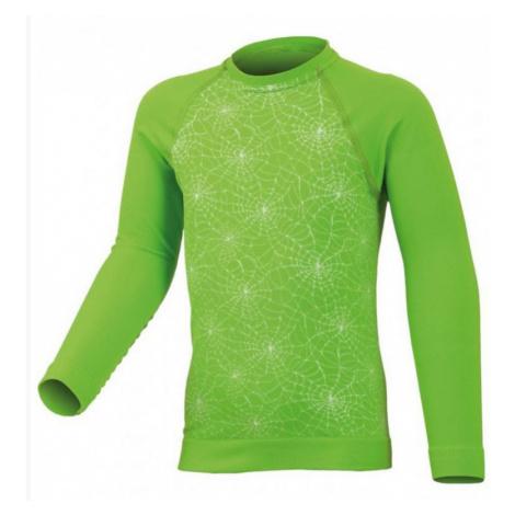 Kinder Thermo T-Shirt Lasting Dafne 3401 green